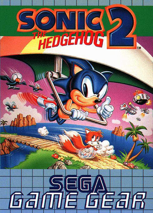 Sonic The Hedgehog 2 8bits