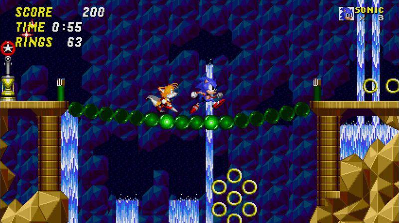 Hidden Palace arrive dans Sonic 2